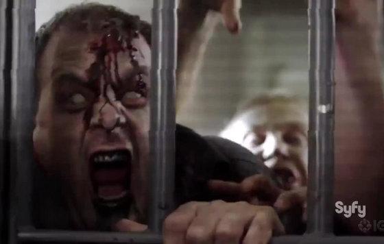 Видео к сериалу «НацияZ» (2014 – ...): Трейлер в переводе студии LostFilm (сезон 1; русский язык)