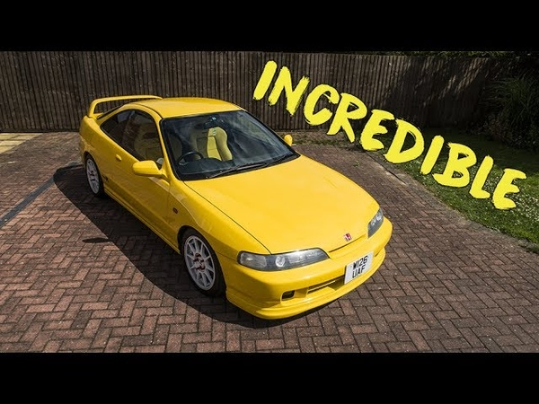 Honda Integra Dc2 Type R The Perfect FF Sports Car
