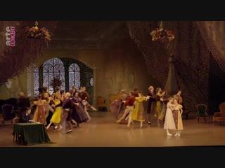 P. i. tchaikowsky - oneguin [john cranko] - stuttgart ballet & state orchestra stuttgart [james tuggle] 2017