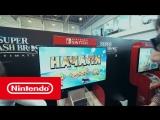 Nintendo на Comic Con Russia 2018: День 1