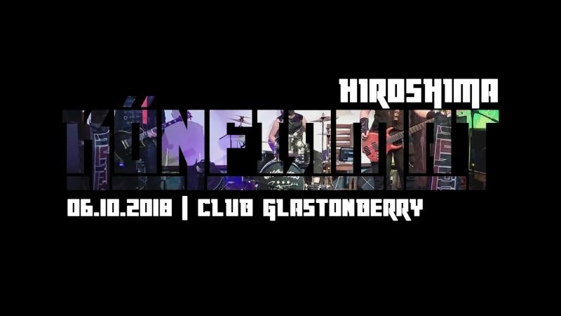 KONFIRMAT Hiroshima Live 06 10 2018
