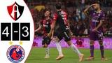 Mexico I Atlas Vs Veracruz Resumen Y Goles 4-3 I Liga MX 2018