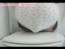 Panty Poop Hub — Huge Panty Poop On The Toilet (No Sound)