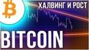 Биткоин будет расти после халвинга Почему сейчас цена Bitcoin падает Механика рынка