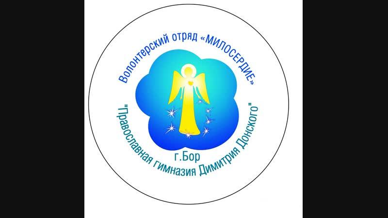Волонтерский отряд Милосердие