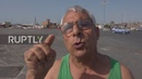 Italy: 'They're invading us!' - Sicilians react to migrant ship dock block