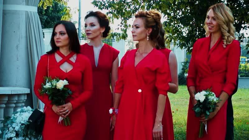 Наша свадьба с замечательным ведущим Артемом Дорожко