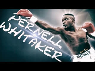 Pernell whitaker - amazing speed ( defense highlights )