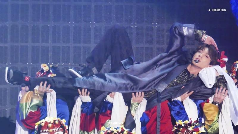 181201 MMA IDOL SOLO DANCE / 방탄소년단 정국 직캠 BTS JUNGKOOK FOCUS FANCAM