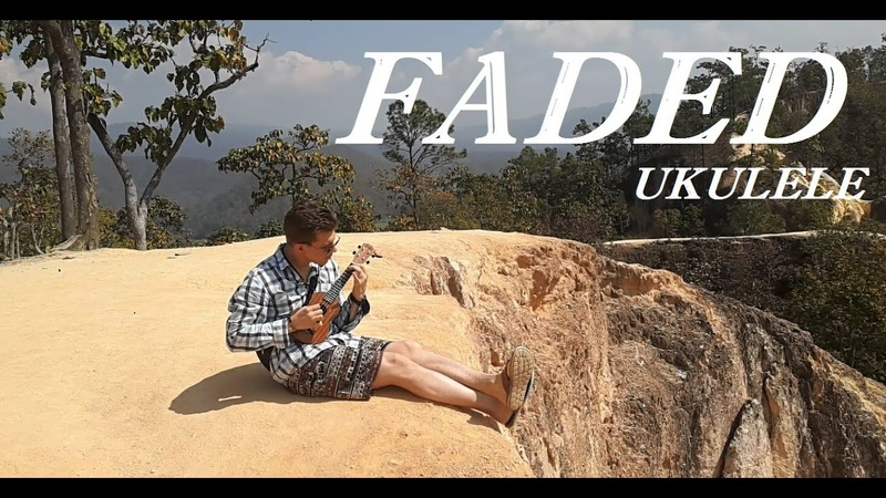 Alan Walker Faded ukulele 2019