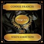 Connie Francis альбом Who's Sorry Now