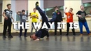 Dance Centre ONLINE / Break Dance 3 - The Way It Is Bboy Rost group