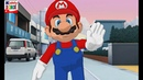 Video Mario Bros Dance Finger Family Funny Mario Bros Dance Finger Family