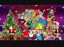 V-s.mobiС Новым 2018 годом! Веселое поздравление от Деда Мороза с плясками.3gp