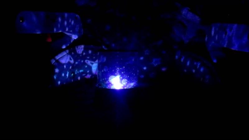 Светильник из фикса