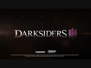 Darksiders III Launch Trailer PS4