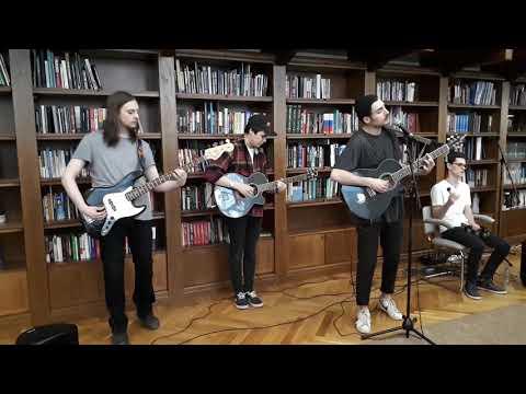 3. Концерт Акустика на балконе: группа Chosen By Eywa, 19 апреля 2019 в библиотеке им. Белинского