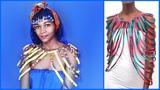 DIY ANKARA (African Print)- ROPE NECKLACE Beautarie