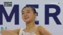 Kaori Sakamoto 2018 Skate America FP B.ESP