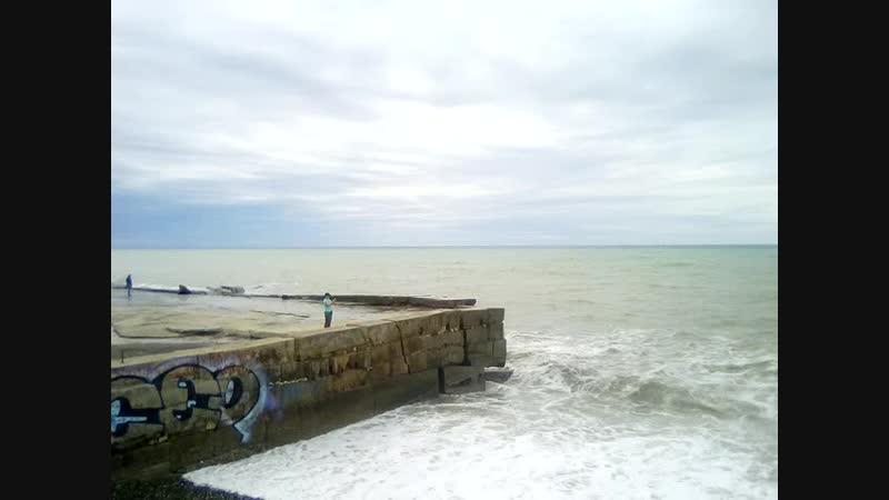 Big waves in Adler