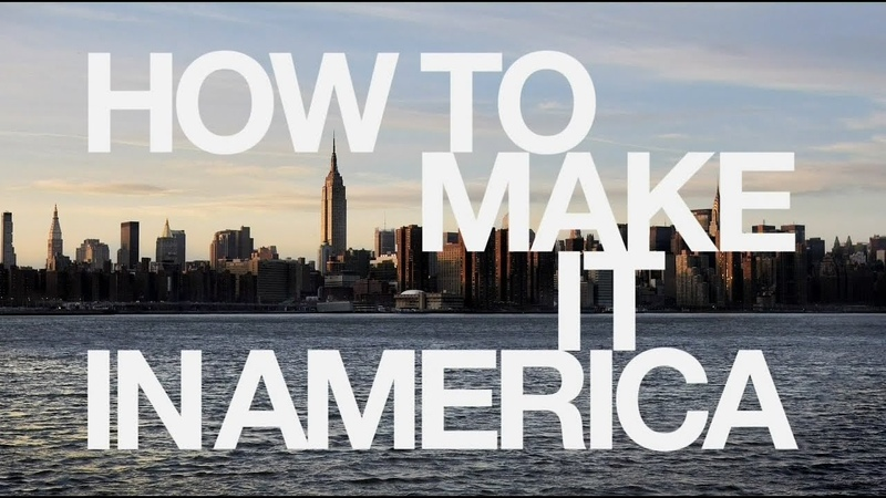 Заставка к сериалу Как добиться успеха в Америке / How to Make It in America Opening Credits