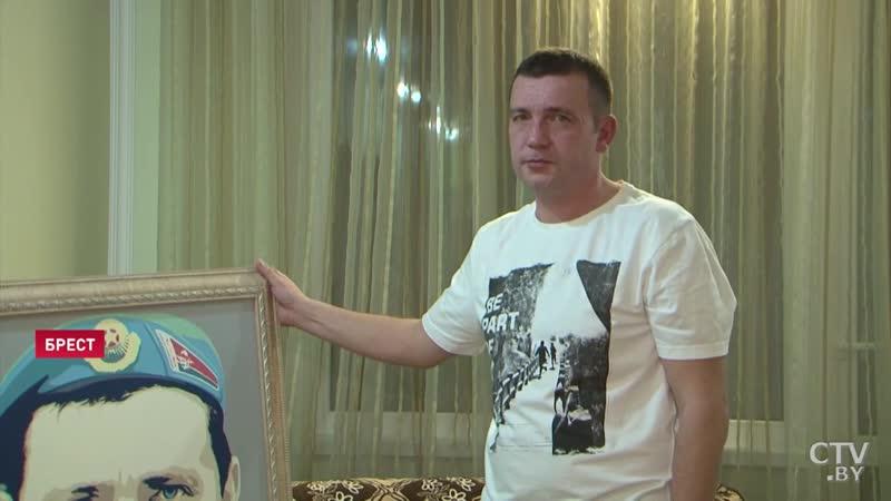 Новобранцы белорусской армии приняли присягу