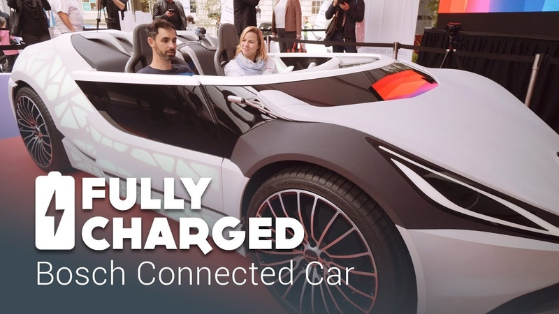 Bosch Connected Car | Fully Charged