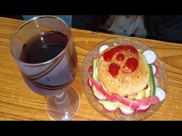BIG BITE BIG BURGER|MUKBANG EATING SHOW|NO TALKING JUST EATING|EATING SOUNDS|ASMR|FASTFOOD