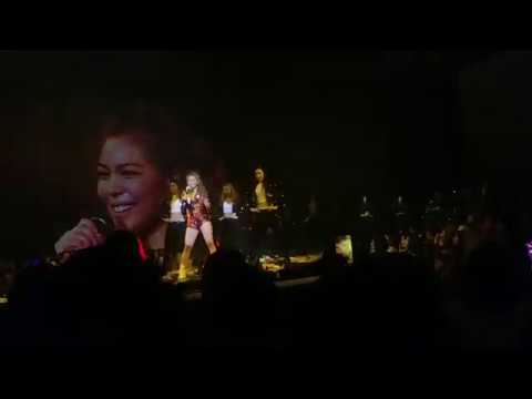 [FANCAM] 091218 Ailee - I Will Show You @ I AM: AILEE Concert in Seoul