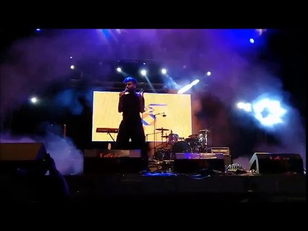 Agoney canta Quizás en los 40 del Pop, Talavera, Toledo 23-9-18