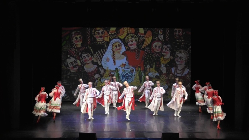 2017.06.26 - МГАТТ Гжель - 10. Белорусский танец Крыжачок (ПРЕМЬЕРА)