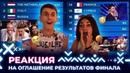 Реакция на голосование финала и победителя Евровидение 2019 Eurovision 2019 Voting Reaction