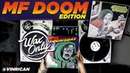 Discover Samples On Classic MF Doom Tracks WaxOnly