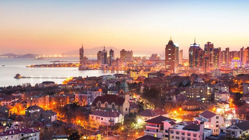 Бесплатное обучение на языковых курсах в Циндао