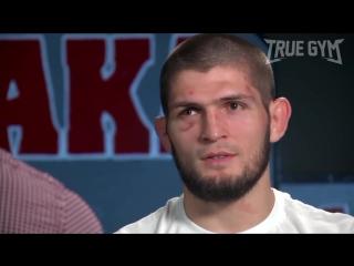 Конору придется убить меня, чтобы остановить - Хабиб о плане на бой против Макгрегора на UFC 229