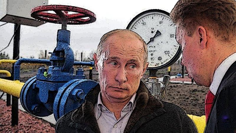 Многоходовочка не прокатила Теперь Газпром на игле Украины