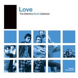Love альбом Definitive Rock: Love