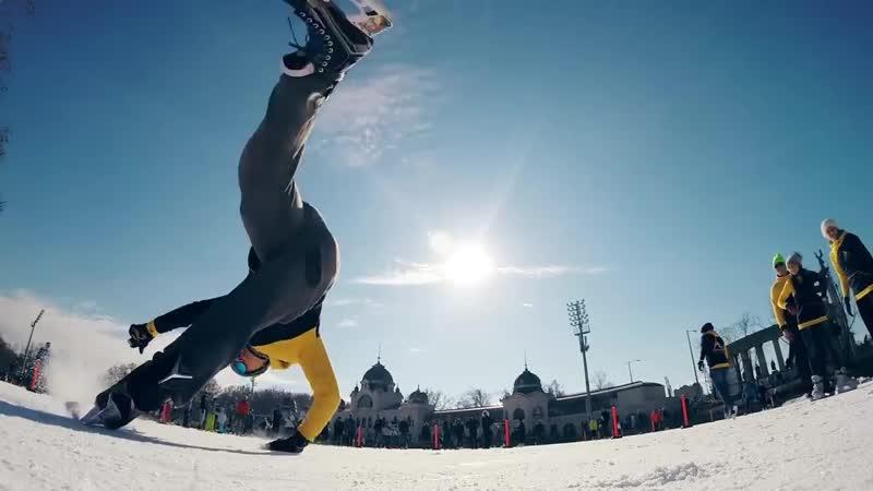 Ice Freestyle Tricks Compass Leg Breaker Insanity Tutorial