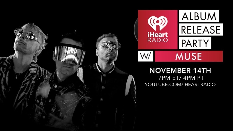 IHeartRadio Album Release Party with Muse