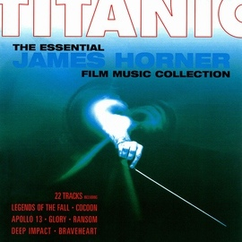 The City Of Prague Philharmonic Orchestra альбом Titanic: The Essential James Horner Film Music Collection