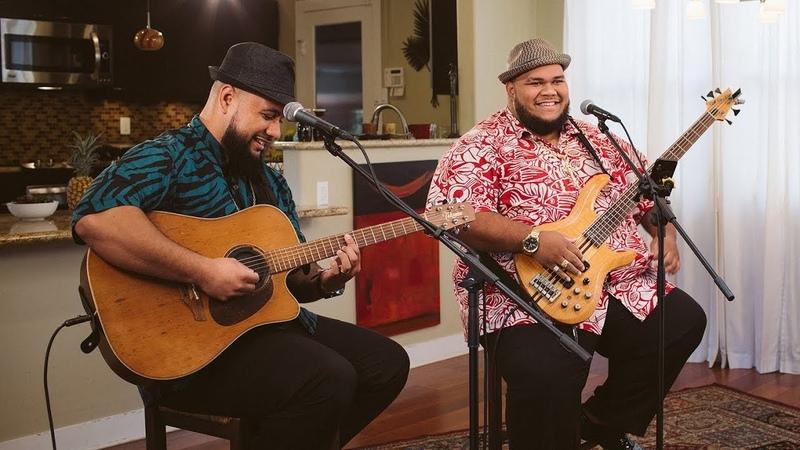 Josh Tatofi - Pua Kiele (HI Sessions Live Music Video)