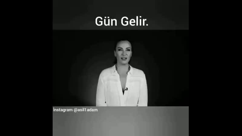 Gun gelir ...