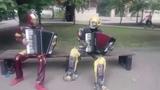 Iron Man and Bumblebee Remove Kebab