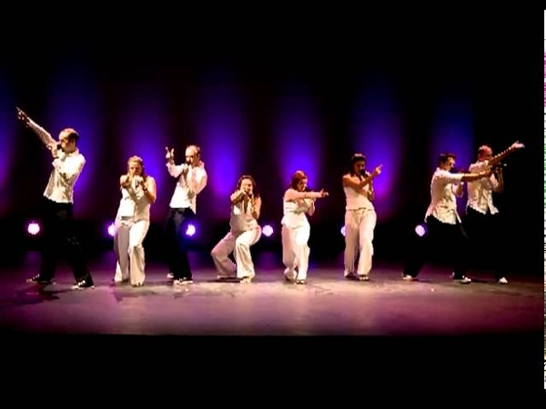 Swingle Singers Brahms Hungarian Dance No5