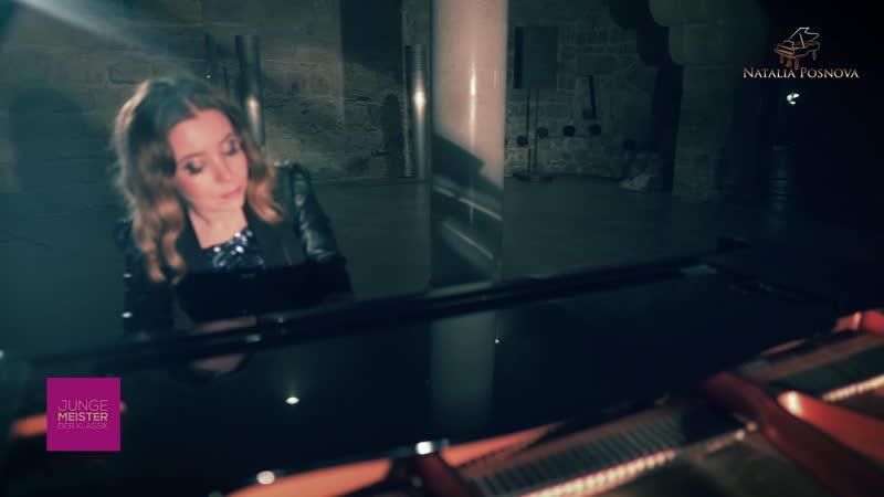 Forrest Gump piano cover Natalia Posnova