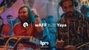 Yaya b2b wAFF @ The BPM Festival Portugal 2018 (BE-AT)