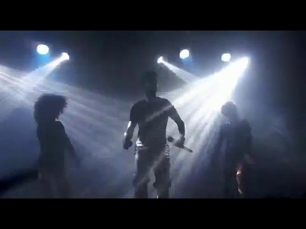 Agoney canta Where have you been en la Sala Moon, Concierto de Valencia 9-11-18