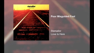 Starsailor-2-Poor Misguided Fool.