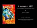 Ramayan 3392, Concerto for Accordion and Orchestra