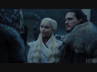 Игра Престолов 8 сезон - первые кадры (Game Of Thrones Season 8)
